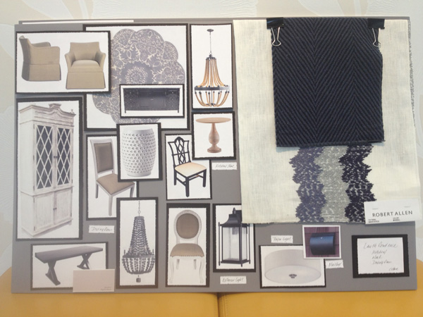 How to Create a Design Board | Courtney Casteel