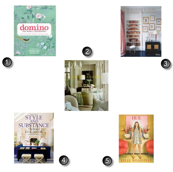 Best Home Decorating Books Top Five Decor Books Courtney Casteel