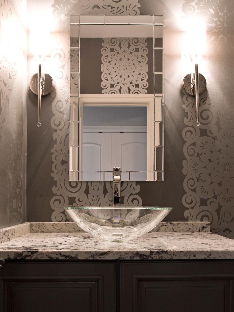 Courtney Casteel, Interior Design - bathroom design