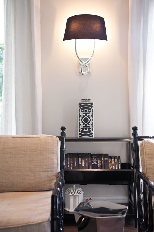 Courtney Casteel Interior Design | Seating Accents