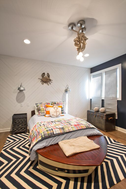 Courtney Casteel Interior Design | Willows Residence Boy's Room