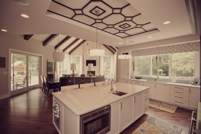 Courtney Casteel, Interior Design kitchen design