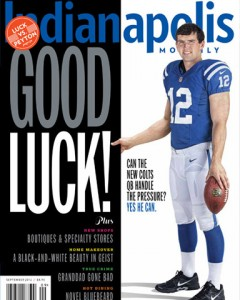 Indianapolis Monthly Magazine Sep12