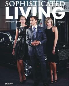 Sophisticated Living Magazine Oct12