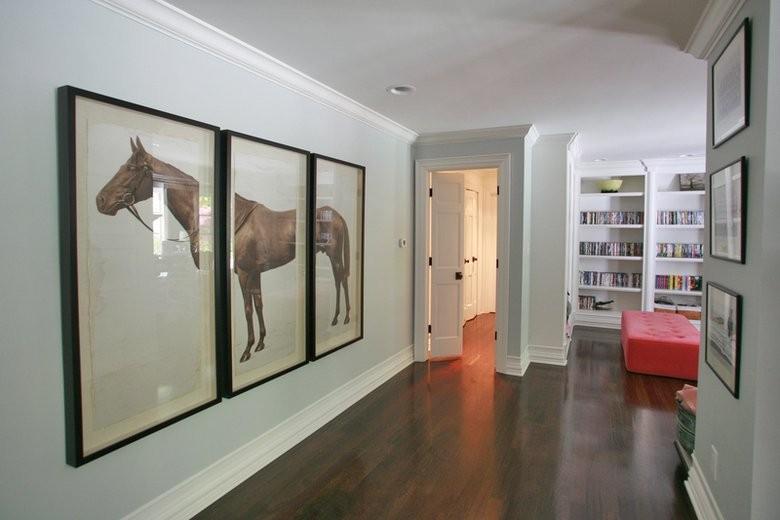 Courtney Casteel, Interior Design Library design
