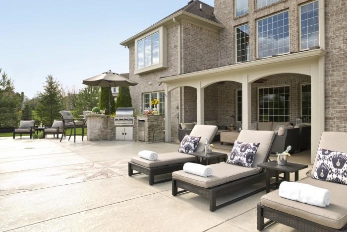 Courtney Casteel, Interior Design Outdoor Living