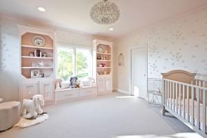 Courtney Casteel, Interior Design Nursery design